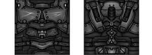 more generic halo armor by TimeIock