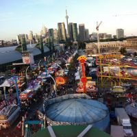 CNE Skyline by JoshTheDreamer