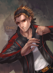 Chad by LarizSantos