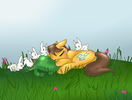 Forgot the Grass Seeds Again by CleppyClep