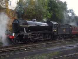 LNER K4 61994 The Great Marquess by DaveOnTheRails