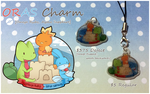 Pokemon Charm [Limited: For Sale] by WanNyan