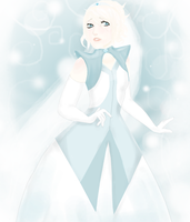 Ophia Dumont Contest Entry by Caerulia