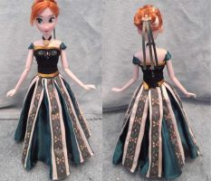 Coronation Anna Doll by Prince-Mello-Jeevas