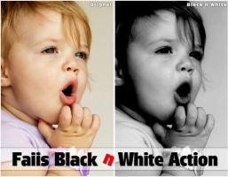 Faiis Black n White by faiis