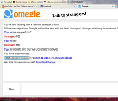 omegle by AleLockheart