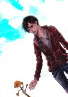 Warm Bodies fanart - R by BonBonPich