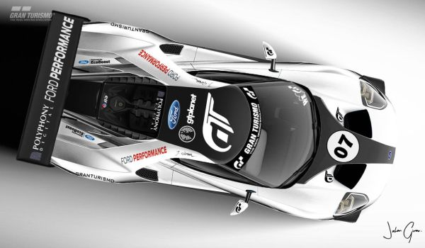 Ford GT LM race car spec III pic 2 by girabyte225-jc-lover