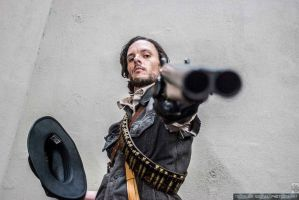 John Marston Red Dead Redemption Cosplay by aGeekSaga