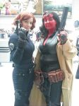 The Widow and The Devil by TheQueenofLight