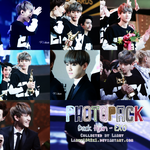 {Photopack #18} Baek Hyun (EXO) by Larry1042k1