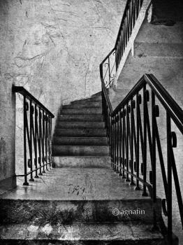 stairs 2 by agnafin