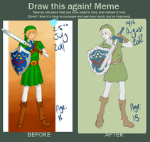 Improvement meme 2011-2012 by coffeeatthecafe