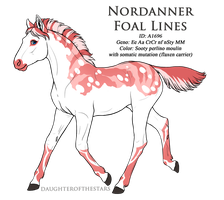 A1696 - Nordanner Foal Design by Ikiuni