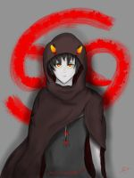 The Signless Sufferer color by AzrilLePUNK