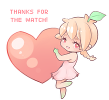 Thanks Watch by MMXII