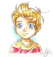 Small Lucas Portrait by ManiacalMew
