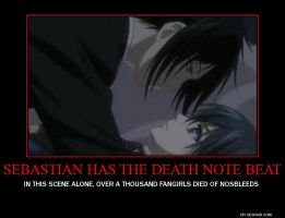 Sebastian... better than a death note by MisaMichaelis