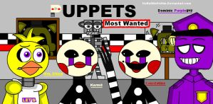 The Puppets Most Wanted by ItsNotMeItsHim