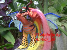 my little pony alebrije by AmbarJulieta
