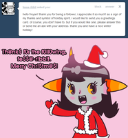 Ask Freyan 38 by to-much-a-thing