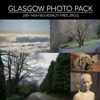 Free Photo Pack - Glasgow 240+ High Res Photos by gavinodonnell