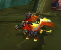 Hey man look at my new mount by Foxstar92
