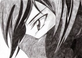 Lelouch Shading by LadyNaria