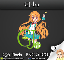 GJ-bu - Anime Folder Icon by lSiNl