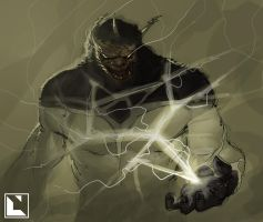 SHOCKSQUATCH OMNIVERSE UPDATED!!!! by leonardovincent