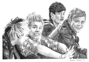 5 Seconds of Summer by sphili