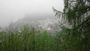 Misty Town by NatlaDahmer