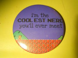 I'm the Coolest Nerd by oober-zombie