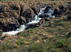 Brook on Tablelands 3 by LucieG-Stock