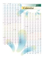 2008 calender by Transbot9