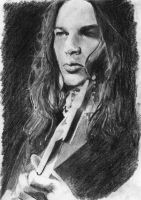 Dave Gilmour by im-jess