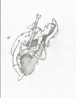 Marceline Singing I'm Just Your Problem by RSforsevers