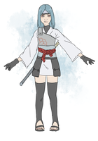 Female Naruto Adoptable -sold- by BayneezOne