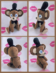:: Five Nights At Freddy's Freddy Plush :: by Fallenpeach