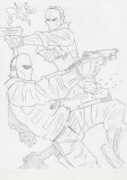 Army of Two: The Devils Cartel by Christopher--Morales