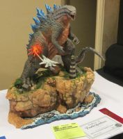 First Place and Second Runner Up for Best of Show by Legrandzilla
