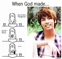 when god made jonghyun by mada29