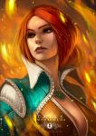 Triss Merigold by Coliandre