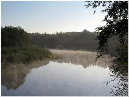 Gauja river in September... by Yancis
