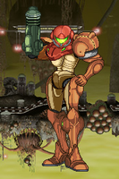 Metroid by Damian2841