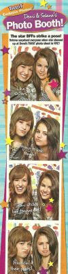 Selena and Demi Photo Shoot by resotii