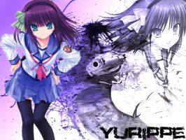 Angel Beats Wallpaper by xSkaiix