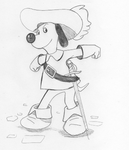 Dogtanian by ManicSam