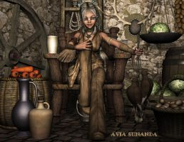 DiXiE by Avia-Sunanda