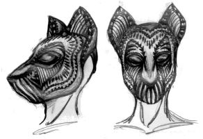 catwoman mask by jwcd889